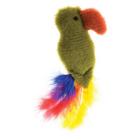 Dazzle the Bird Cat Toy