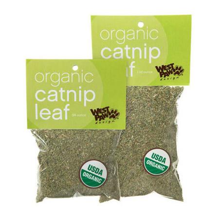 USDA Organic Catnip Leaf