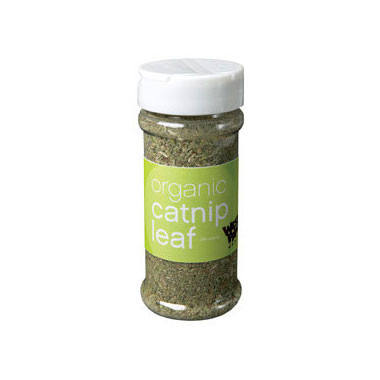 USDA Organic Catnip Shaker