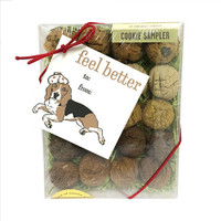 Choose Your Words, Feel Better Boxed Dog Treats