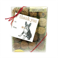 Choose Your Words, Thank You Boxed Dog Treats