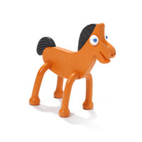Rubber Pokey Dog Toy