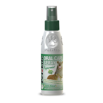 Oral Care Spray for Pets