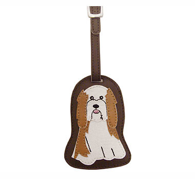 Dog Luggage Tag (Havanese)