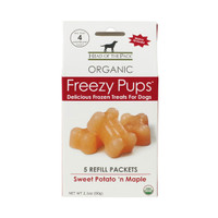 Freezy Pups Sweet Potato 'n Maple Dog Treats