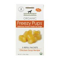 Freezy Pups Chicken Soup Frozen Dog Treats