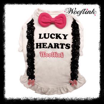 Wooflink Lucky Hearts Tee