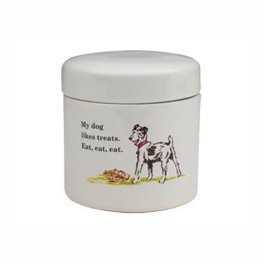 My Dog Likes Treats Cookie Jar