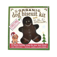 Organic Dog Biscuit Kit - Christmas Edition