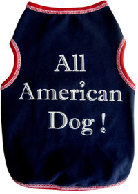 All American Dog Tank