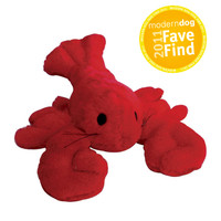 Catch of the Day Lobster Dog Toys