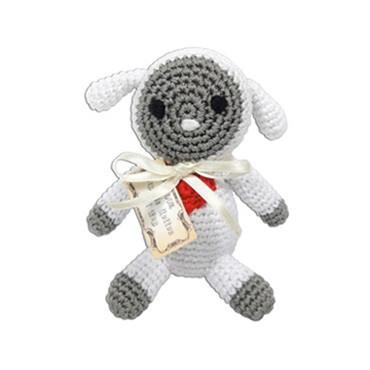 Fleece Organic Dog Toy
