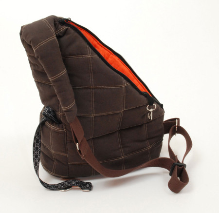 Messenger Pooch Pouch Pet Carrier