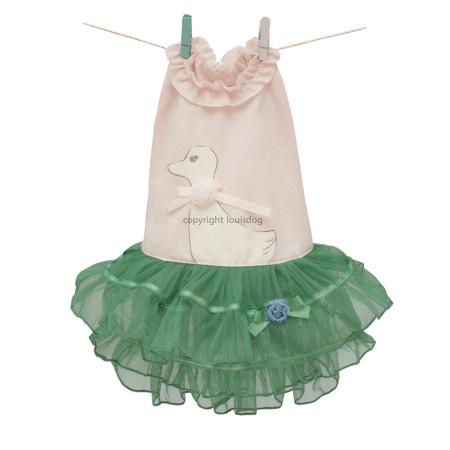 Louisdog Duckling Ballerina Dress