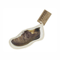 Recycled Canvas Shoe Dog Toy