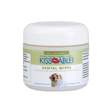 KissAble Dental Wipes