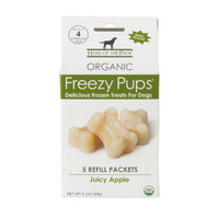 Freezy Pups Juicy Apple Frozen Dog Treats