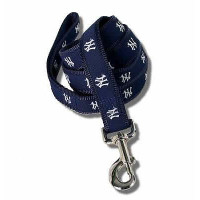 Yankees Navy Leash