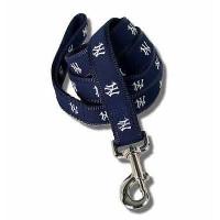 Yankees Navy Leash