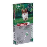 K9 Advantix Flea Control Treatment for Dogs