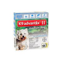 K9 Advantix II Flea Control Treatment for Dogs (LAST ONE!)
