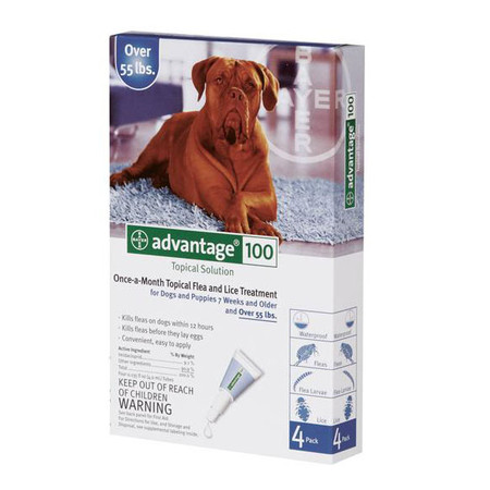 Advantage Flea Control Treatment for Dogs