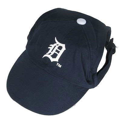 Detroit Tigers Dog Cap 2