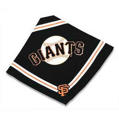 San Francisco Giants Dog Bandana