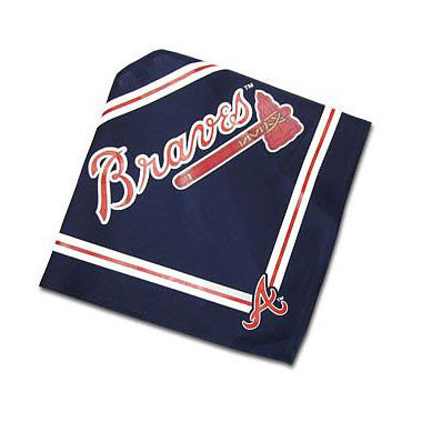 Atlanta Braves Dog Bandana