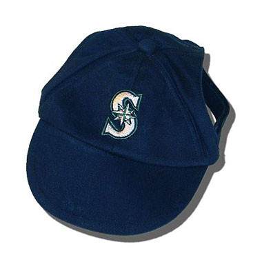 Seattle Mariners Dog Cap
