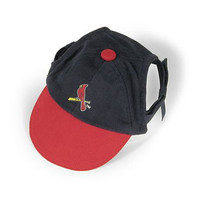 St. Louis Cardinals Dog Cap