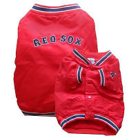 Boston Red Sox Dog Jacket