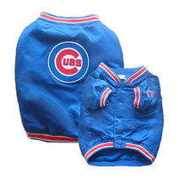 Chicago Cubs Dog Jacket