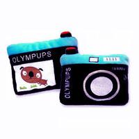 Olympups Camera Dog Toy