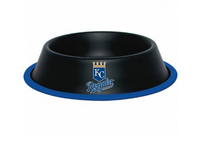 Kansas City Royals Stainless Steel Dog Bowl