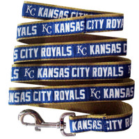 Kansas City Royals Ribbon Dog Leash