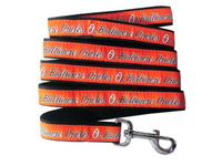 Baltimore Orioles Ribbon Dog Leash
