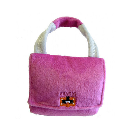 Fendig Designer Dog Purse Toy