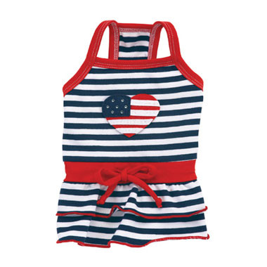 Ruff Ruff Couture Love, American Style Dress