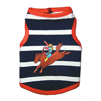 Ruff Ruff Couture Bucking Bronco Tank