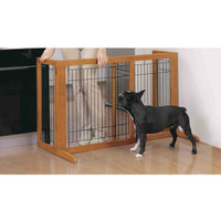 Free Standing Pet Gate - High