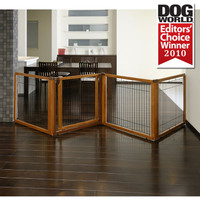Convertible Elite Pet Panel Gate