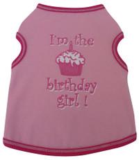 Birthday Girl Dog Tank