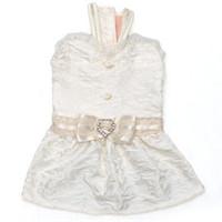 Buckingham Wedding Dog Dress