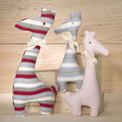Le Giraffe Dog Toy