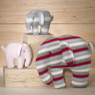 Le Elephant Dog Toy
