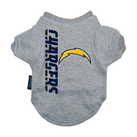 San Diego Chargers Dog T-Shirt