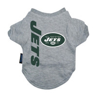 New York Jets Dog T-Shirt