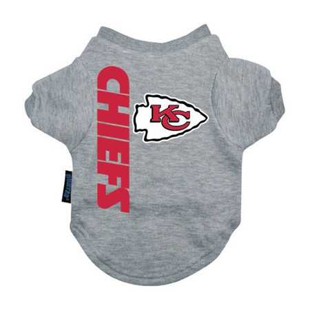 Kansas City Chiefs Dog T-Shirt