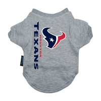 Houston Texans Dog T-Shirt